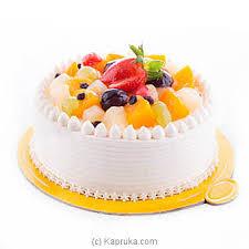 Buy Bread Talk Fruit Gateau Home Made Cake Kapruka