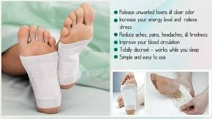 specifications of kinoki detox foot pads organic herbal patches 10 pads