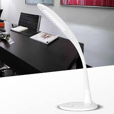 office table lamp. ma90 8w flexible gooseneck led desk lamp 3 lighting color dimming control office table
