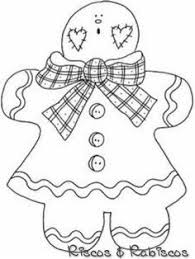 Small Picture Mormon Share Gingerbread Girl White image Gingerbread man and
