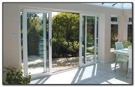 impressive four panel sliding patio doors 4 panel sliding patio door house gallery