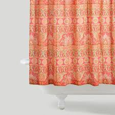 smart cabin shower curtain awesome reminds me of orange sherbet e of my favorite