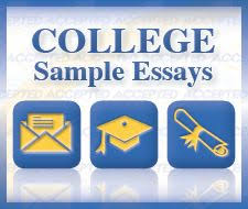 check out these sample essays that serve as examples of college  check out these sample essays that serve as examples of college essay excellence