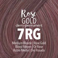 Guy Tang Permanent Color Chart Demi Permanent Rose Gold