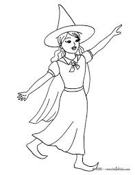 Small Picture Scary witch face coloring pages Hellokidscom