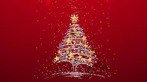 Christmas Tree Stars HD wallpaper ...