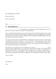 Letters Of Reference For A Job Best Photos Of Employment Reference Letter Job Application