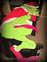 Grinch Plywood Cutout Pattern Magnificent Design