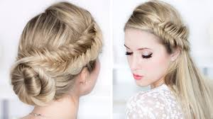 Coiffure Mariage Cheveux Long Facile