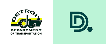 detroit department of transportation brand new new logo and identity for detroit department of