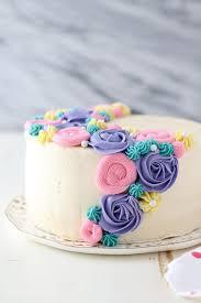 Buttercream Flower Cake Beyond Frosting