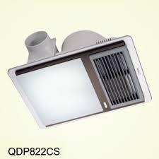 bathroom light fan heater. qdp822cs, china bathroom heater/fan/light, quiet exhaust fan . light heater f