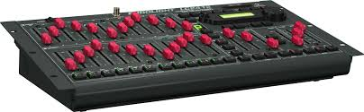behringer lc2412 24 channel dmx light controller