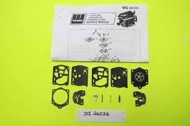 Walbro Carburetor Application Chart Stihl Chainsaw 042 043 048 Walbro Ws3 Ws13 Ws14 Ws25 K10 Ws Carb Repair Kit New