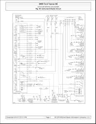 2000 mustang stereo wiring diagram ford amazing 2005 five hundred radio 2000 ford mustang stereo wiring