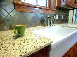 tempered glass countertop recycled glass recycled material material tempered glass tempered glass kitchen countertop cost