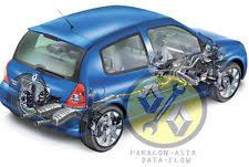 renault car workshop manuals clio ii x65 wiring diagrams workshop manual incl 172 182 cup