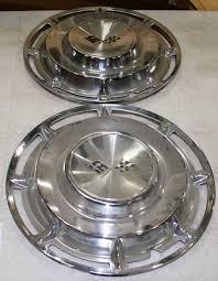 NOS Impala Parts :: Wheel Emblems & Hubcaps :: 1960 CHEVROLET ...