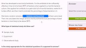 Different Experimental Designs Statistics Study Design Statistics And Probability Math Khan Academy
