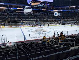 Ppg Arena Seating Chart With Rows Ppg Paints Arena Section 103 Seat Views Seatgeek