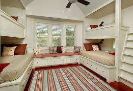 Traditional Bedroom Designs Cool Grandchildren Room Ideas Kids Traditional With Striped Rug Built In