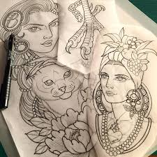 традиционные татуировки и много умных мыслей от Xam Funtattooru