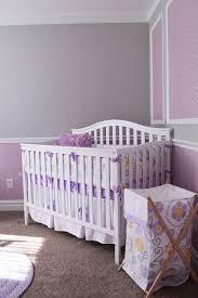 Lavender Nursery 20 Gorgeous Nurseries With Purple Panache