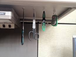 office hack. 1. Stick Magnets Under Your Task For Awesome And Organized Storage Of Tools. Office Hack H