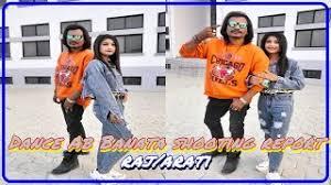Dance Ab Banata Dancing Song By Raj Kushmi And Aarati Chaudhary Shooting  Report - YouTube
