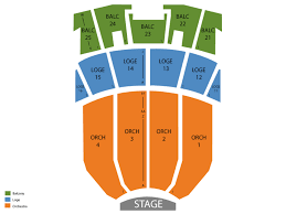Peabody Auditorium Seating Chart And Tickets