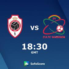 Royal Antwerp FC Reserve Zulte Waregem Reserve Live Ticker und Live Stream  - SofaScore