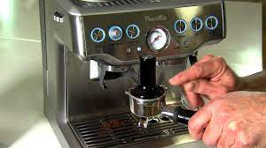 Máy pha cà phê Breville 870 - Máy Pha Cà Phê Breville