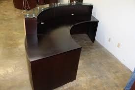 used reception desk custom built used reception desk custom built