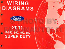 ford super duty fuse diagram 2011 ford f 250 thru 550 super duty wiring diagram manual original