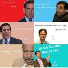 valentines ideas for the office.  Ideas U201cThanks Officequotes25 For This Awesome Collage Of Office Valentines Day  Cards TheOffice MichaelScott ValentinesDayu201d In Valentines Ideas For The S
