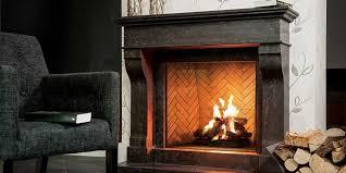 ortal gas fireplace kamin clear new 1