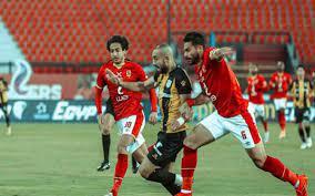 موعد مواجهة الأهلي والمقاولون العرب في الدوري