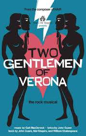 new line theatre two gentlemen of verona