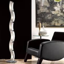 modern floor lighting. duna modern floor lamp polished chrome m0392 lighting