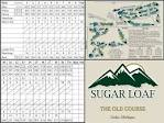 Golf Course - Sugar Loaf - The Old Course