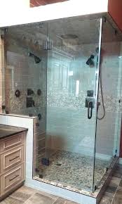 type of shower medium size door glass types within glorious frosted doors frameless