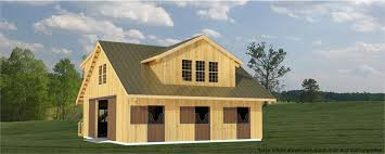 The Washington01Barn Plans With Living Quarters Floor Plans