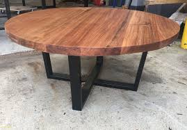 grey wash coffee table lovely recycled tasmanian oak round coffee table with black metal legs