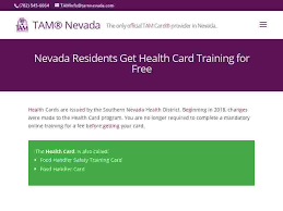 Food handler cards issued in any county are valid throughout nevada. Snhd Health Card Login Official Login Page