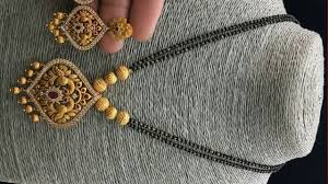 Indian Jewellery Designs Mangalsutra Gold Unique Mangalsutra Designs 2019 Indian Jewellery