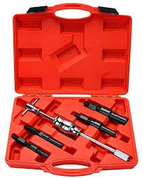 Buy 8milelake <b>5pc</b> Blind <b>Inner Internal Bearing Puller</b> Slide Hammer ...