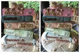 Book Birthday Cake Cupcakes2delite