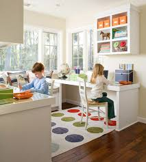 Work home office space Decor Kitchen Work Zone Better Homes And Gardens Smallspace Home Offices Storage Decor