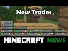 Villager Trade Chart Trading Official Minecraft Wiki