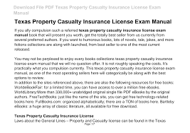 Property and casualty insurance license exam study guide: 2